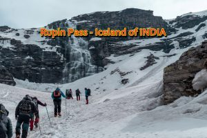 Rupin Pass – Iceland of India